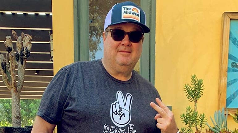 Image of Is Eric Stonestreet Gay or Married to a wife Is he dating a girlfriend