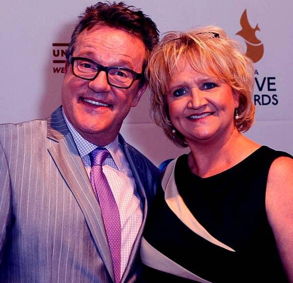 Image of Mark Lowry and Chonda Pierce