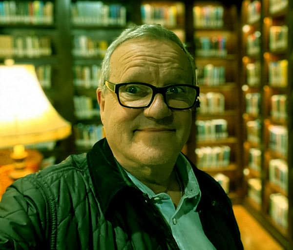 Image of Comedian, Mark Lowry is currently single now