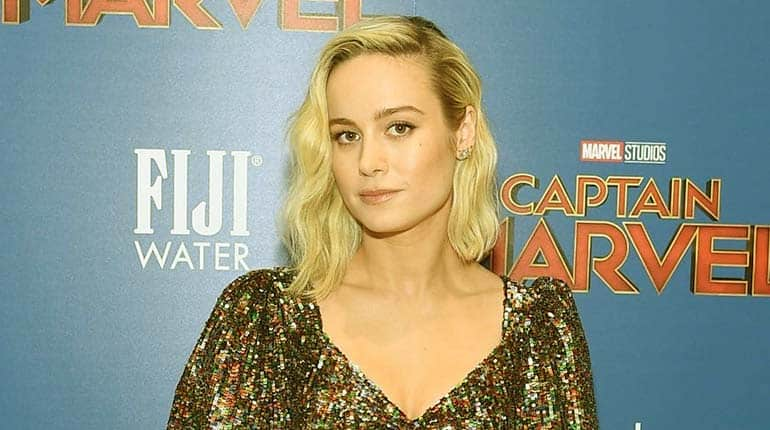 Image of Brie Larson Sexuality Revealed: Know if Captain Marvel is Gay.