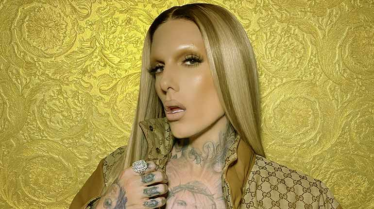 Image of Jeffree Star Sexuality: Gay or Transgender