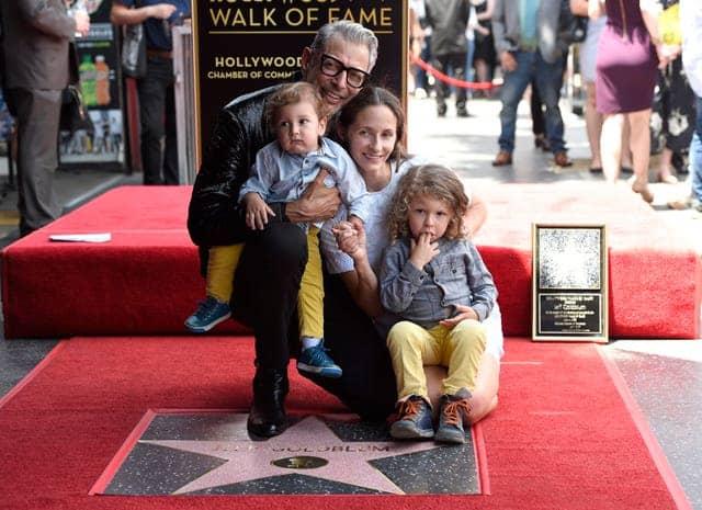 Jeff Goldblum's Kids